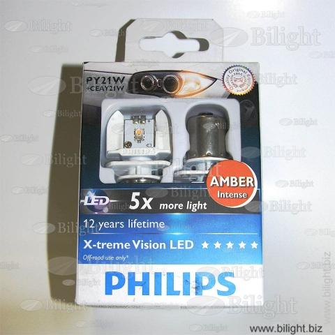 Лампа автомобильная Philips 12499llecob2 (бл.) - фото 11